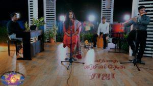 Vinthai Kiristhu Yesu Raja feat. Beryl Natasha