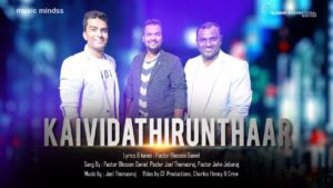 Kaividathirunthaar   Pr.Blesson Daniel   Eva.John Jebaraj   Eva.Joel Thoms Raj   Tamil Christian Song HD