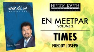 Times – En Meetpar Vol 2 – Freddy Joseph