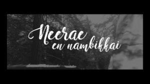 Neerae En Nambikkai – Godson GD – Lyrics