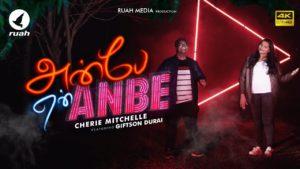 Anbe en Anbe – Cherie Mitchelle ft. Giftson Durai – Lyrics