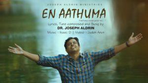 En Aathuma | Joseph Aldrin – Lyrics