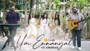 Um Ennangal – Jtriune Official | Tamil Gospel Song | ft. Isaac D and Keba Jeremiah – Lyrics