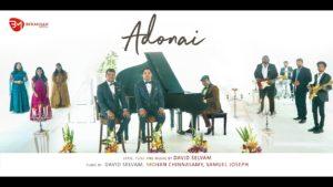 ADONAI | DAVID SELVAM | MOHAN CHINNASAMY | SAMUEL JOSEPH – Lyrics